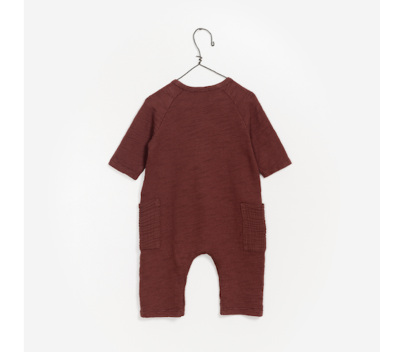 Play Up Flame Jersey Jumpsuit Cake
