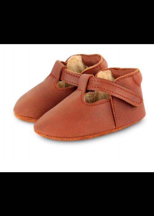 Donsje Donsje Ella Lining Cognac Classic Leather