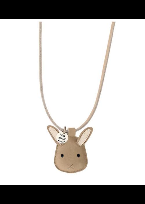 Donsje Donsje Wookie Necklace Bunny