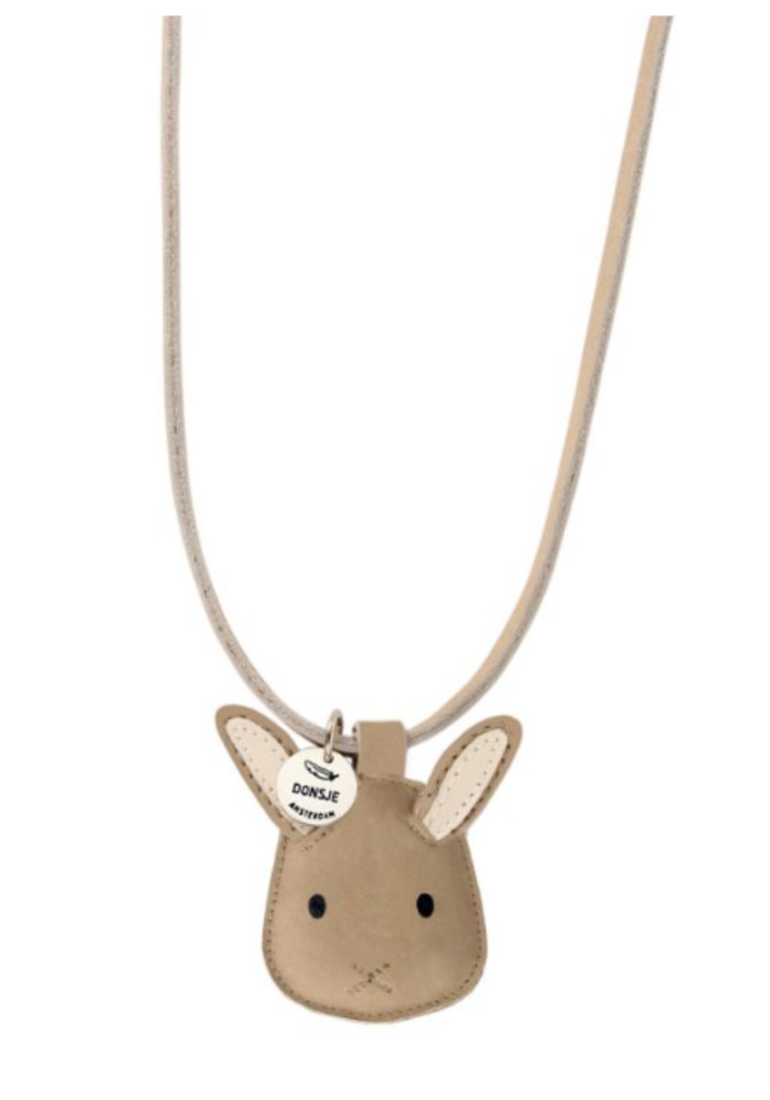Donsje Wookie Necklace Bunny