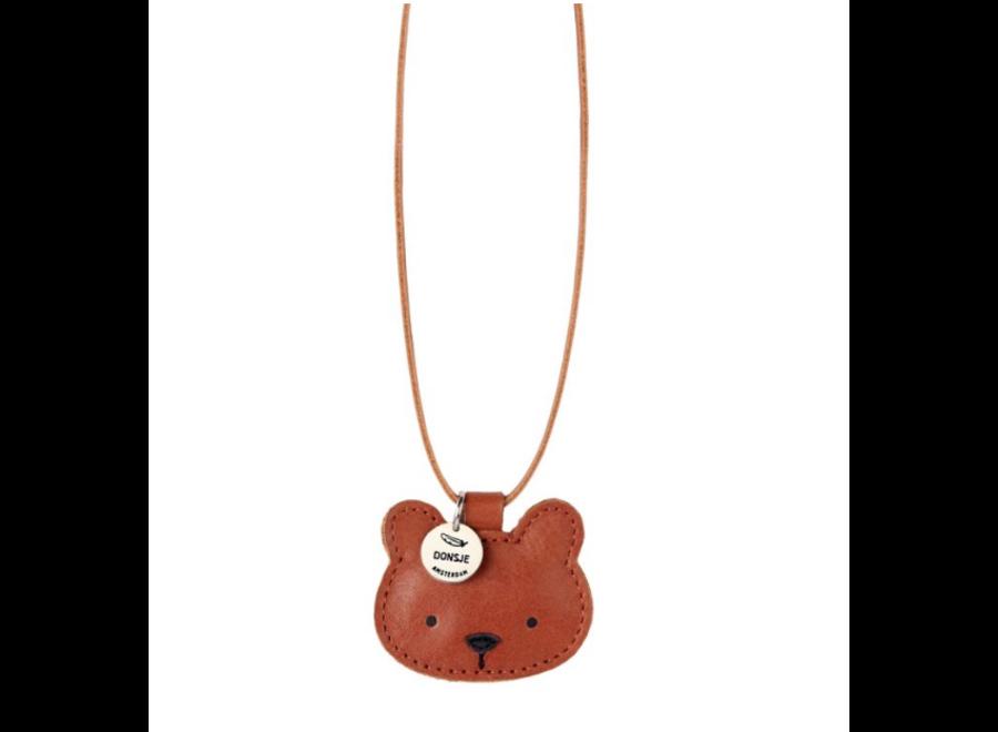Donsje Wookie Necklace Bear