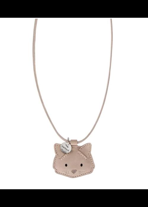 Donsje Donsje Wookie Necklace Cat