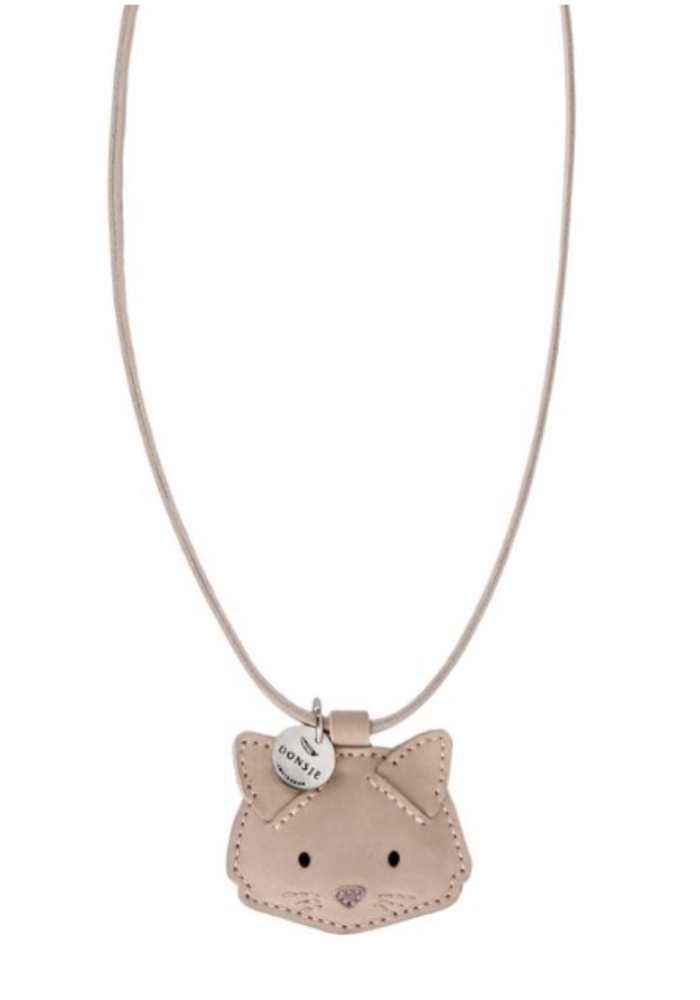 Donsje Wookie Necklace Cat