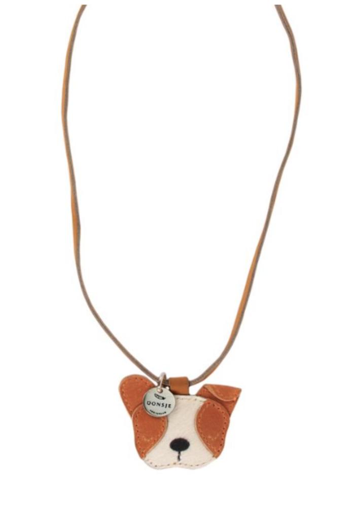 Donsje Wookie Necklace Pug