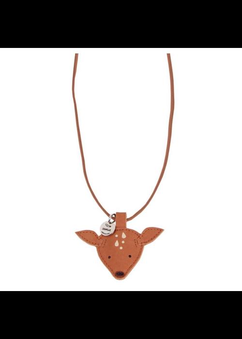 Donsje Donsje Wookie Necklace Deer