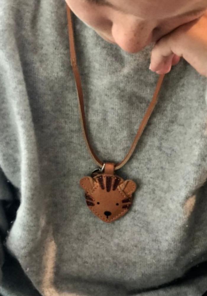 Donsje Wookie Necklace Tiger