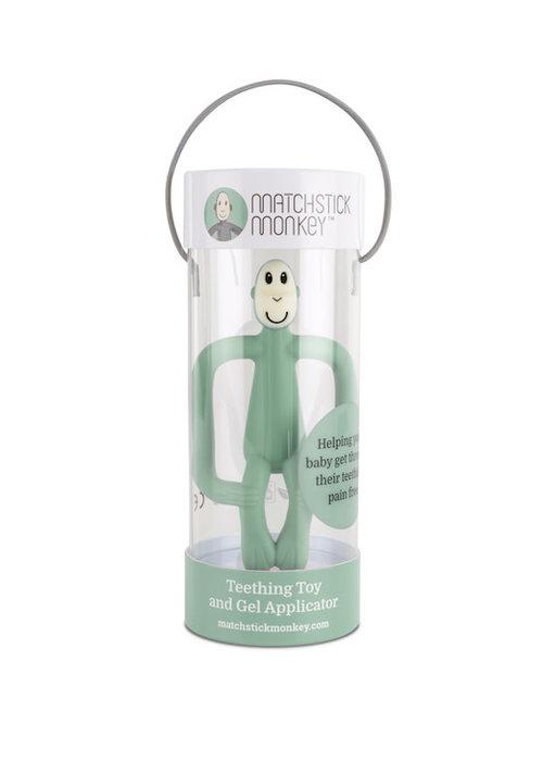 Matchstick Monkey Matchstick Monkey Teething Mint Green