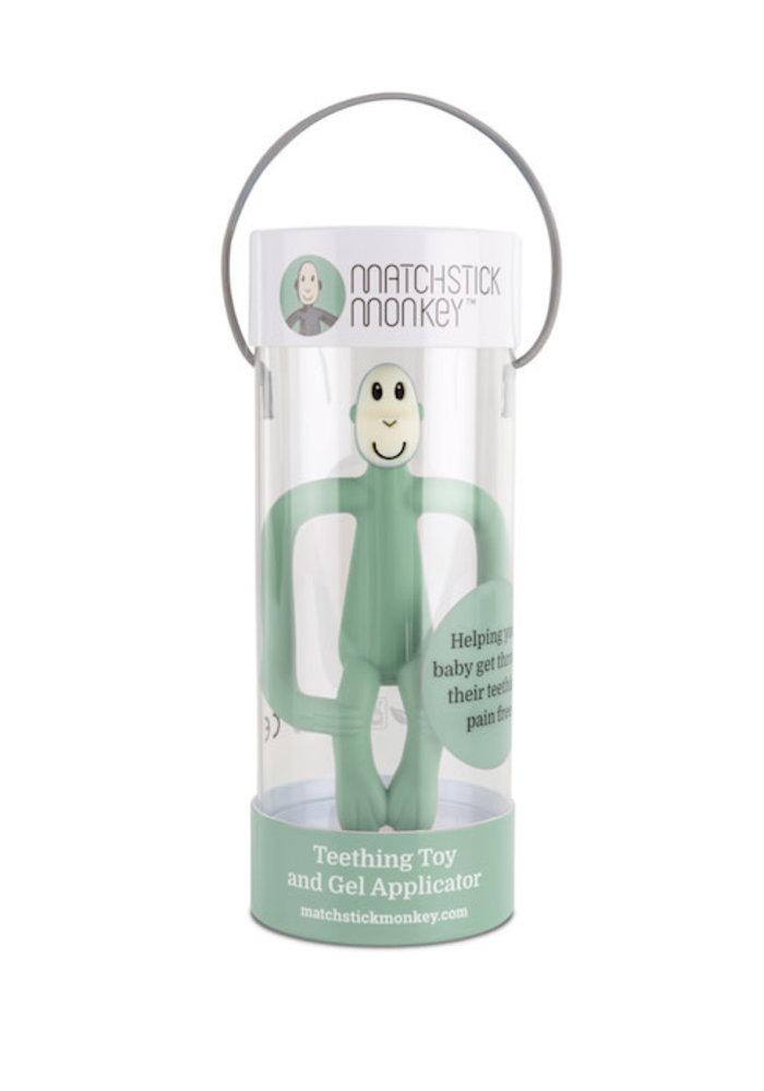 Matchstick Monkey Teething Mint Green