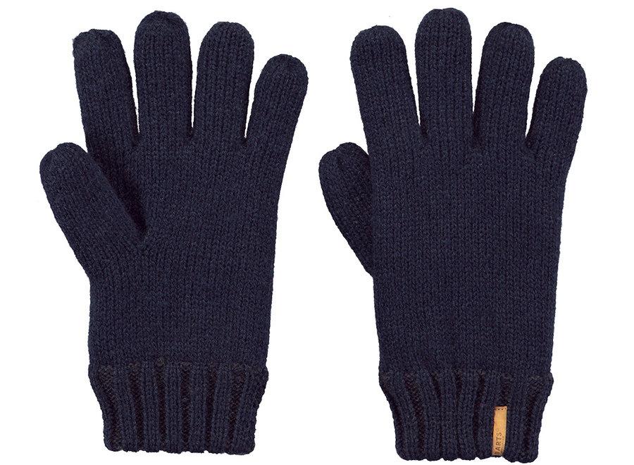 Barts Brighton Gloves Kids 8-10 yrs Navy