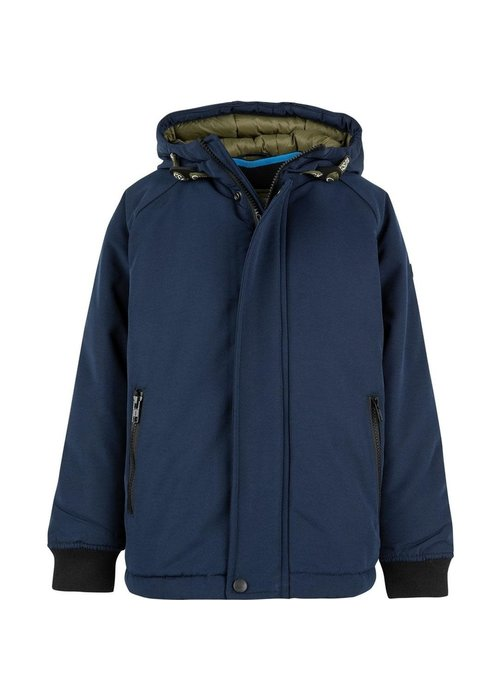 CKS CKS Boosh Coat Indie Blue