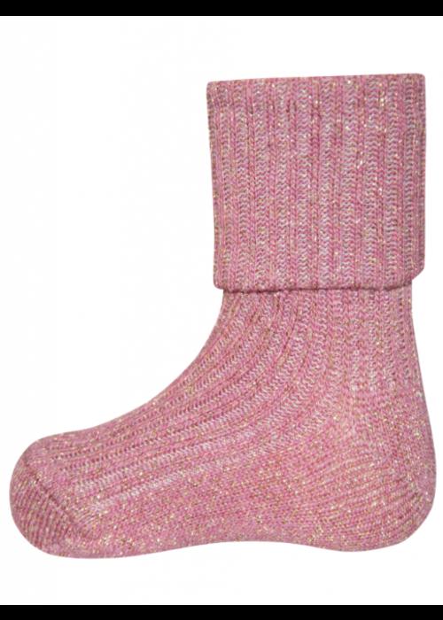 Ewers Ewers Socks Glitter Roze