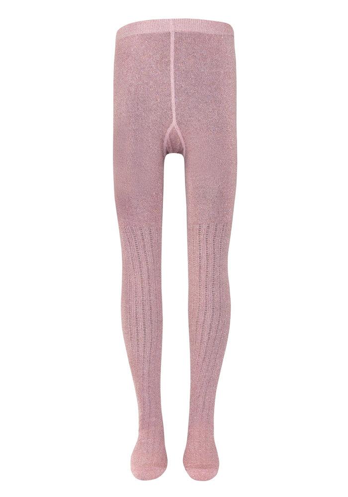 Ewers Maillot Glitter - roze