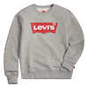 LEVI'S LEVI'S Sweat Shirt Grey Heather Red