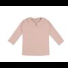 Phil&Phae Phil & Phae Kids Collar Tee LS Blush
