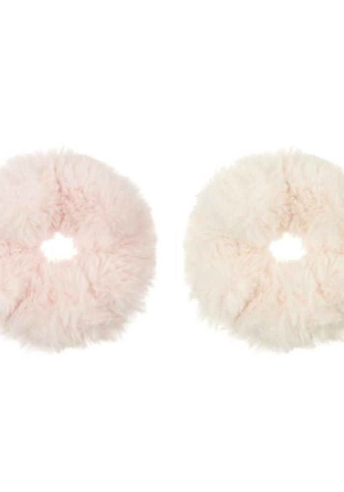 Mimi & Lula Super Soft Furry Scrunchies