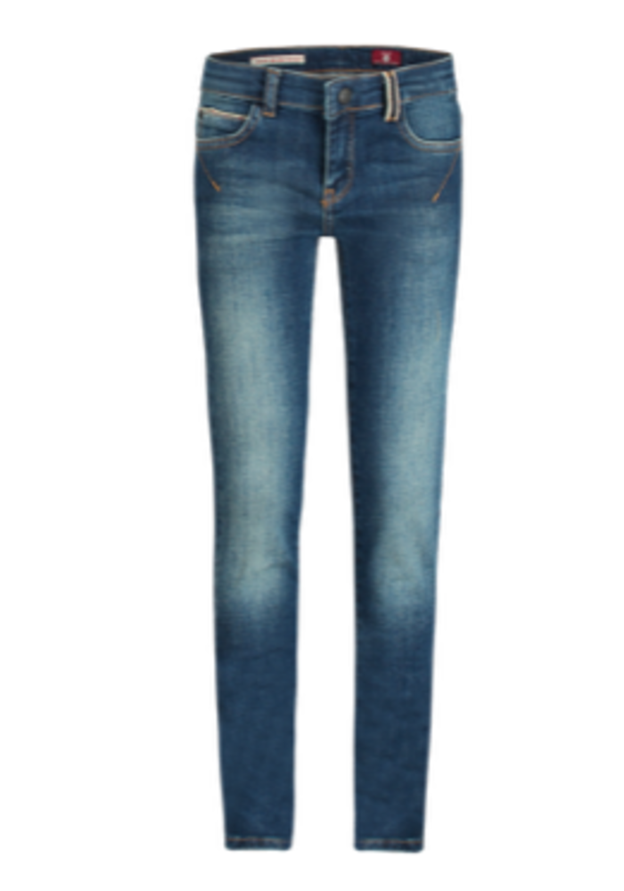 BOOF Jeans Superskinny Powerstretch Impulse Middle Blue