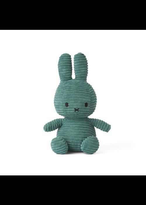 Miffy Sitting Corduroy 23 cm Green