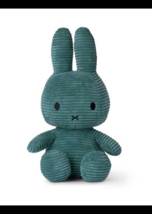 Miffy Sitting Corduroy 33 cm Green