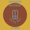 Cadeaubon Micky Blue 25 EURO