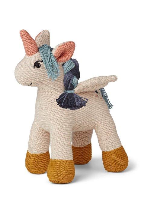 Liewood Liewood Adriana Knitted Teddy Unicorn Sandy