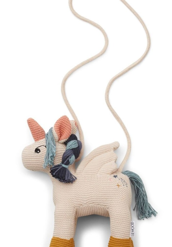 Liewood Nancy Bag Unicorn Sandy