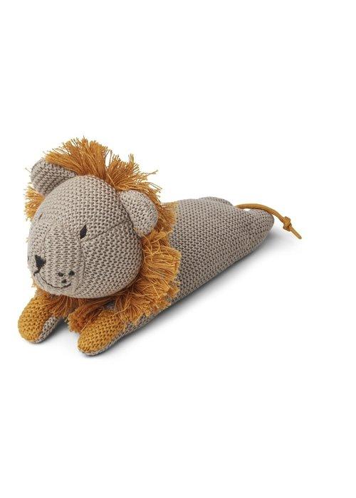 Liewood Liewood Missy Knit Teddy Lion Stone Beige