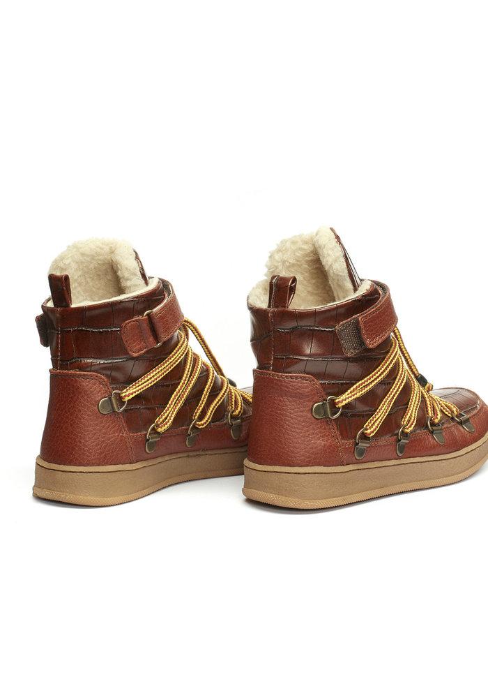 Bear & Mees Snowboots Croco