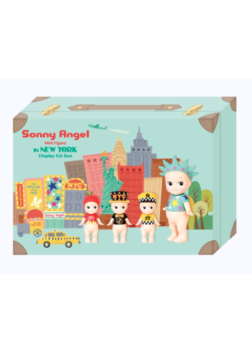 Sonny Angel Sonny Angel New York Series Gift Box of 4