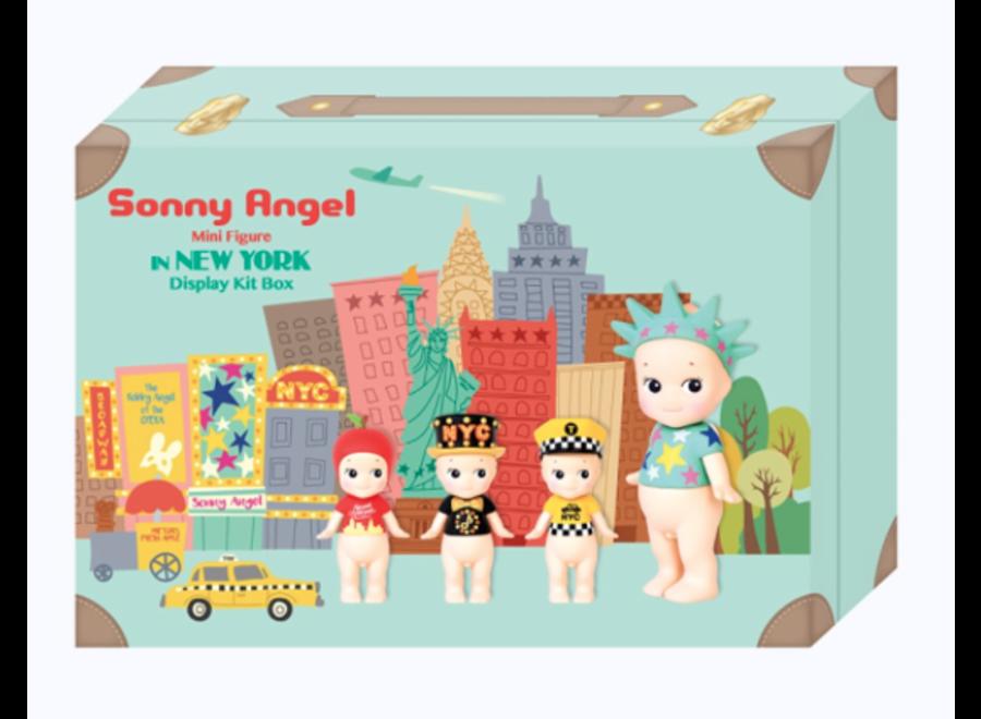 Sonny Angel New York Series Gift Box of 4