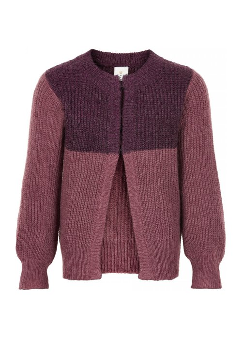 The New Nora Glitter Cardigan Tulipwood