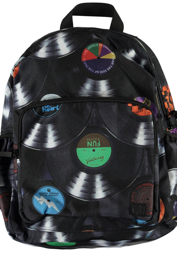 Molo Big Backpack Cosmic Records