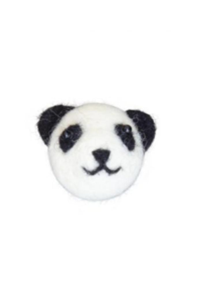 Global Affairs Broche Woolfelt Panda