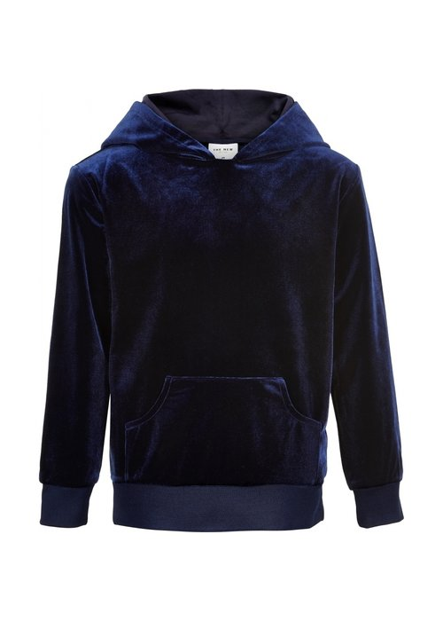 The New Fay Velour Hoodie