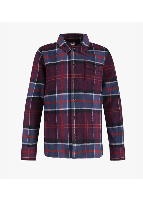 CKS CKS Yaluk Shirt Deep Red
