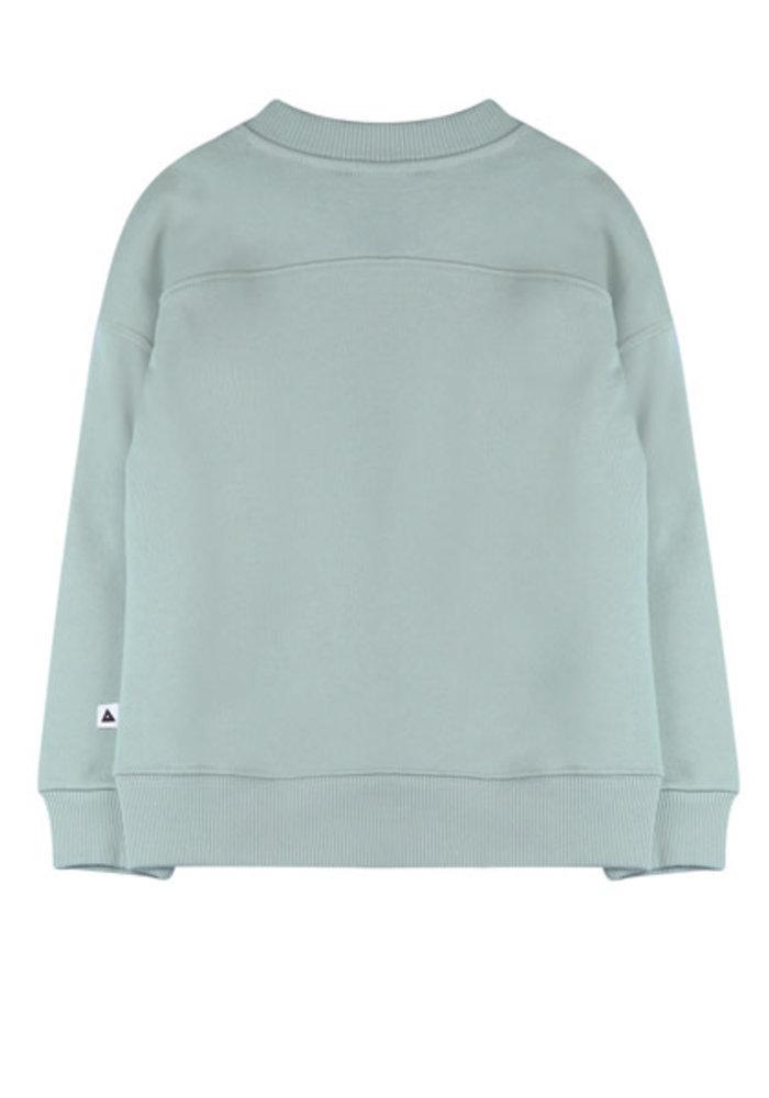 Ammehoela Rocky Sweater Light Blue