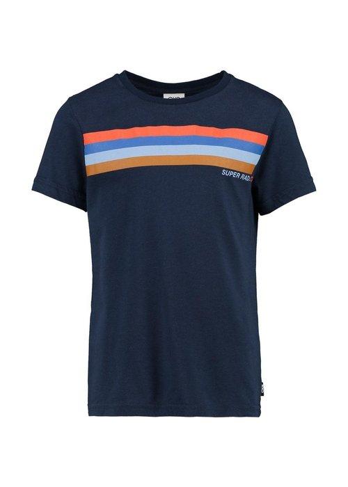 CKS CKS Jackson T-shirt Deep navy