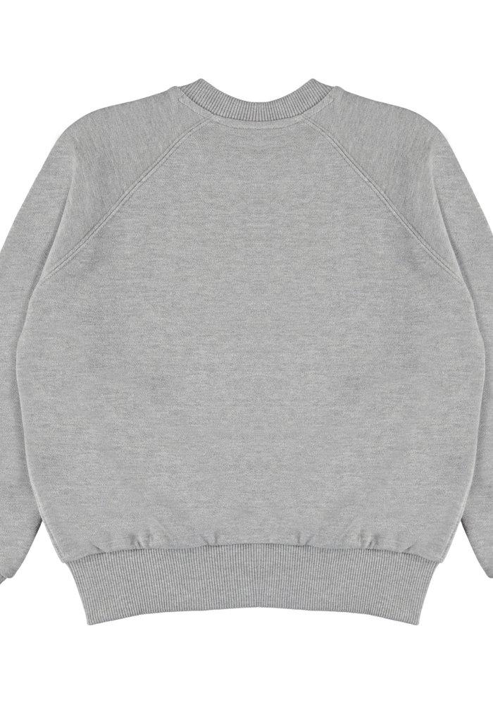 Molo Majana Sweatshirt Grey melange