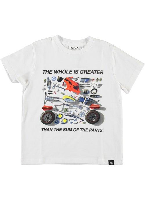 Molo Molo Roxo T-shirt Motorcycle Parts