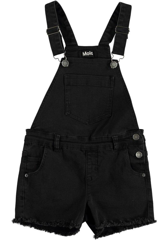 Molo Alikami Short Washed Black