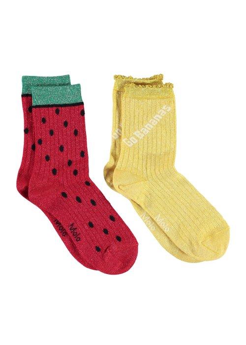 Molo Molo Nomi Socks Acacia