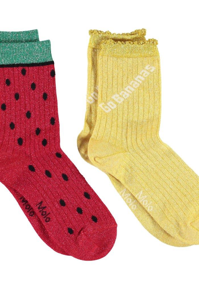 Molo Nomi Socks Acacia