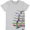 Molo Molo Raven T-shirt Stacked Skateboards