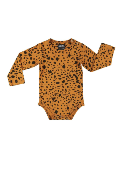 CarlijnQ CarlijnQ Spotted Animal Bodysuit