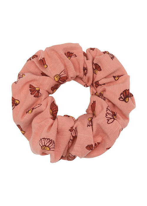 Soft Gallery Soft Gallery Scrunchie Tawny Orange Camomile