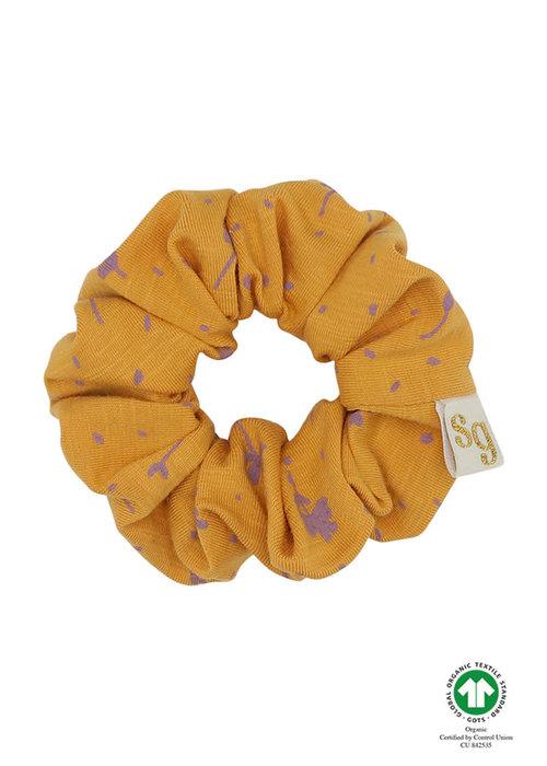Soft Gallery Soft Gallery Scrunchie Sunflower Clover