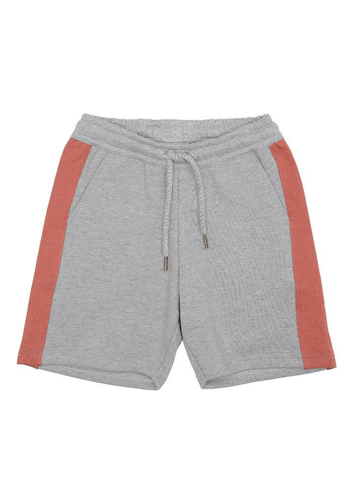 Soft Gallery Damon Shorts Grey Melange