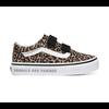 VANS Vans Old Skool Velcro Leopard/Black