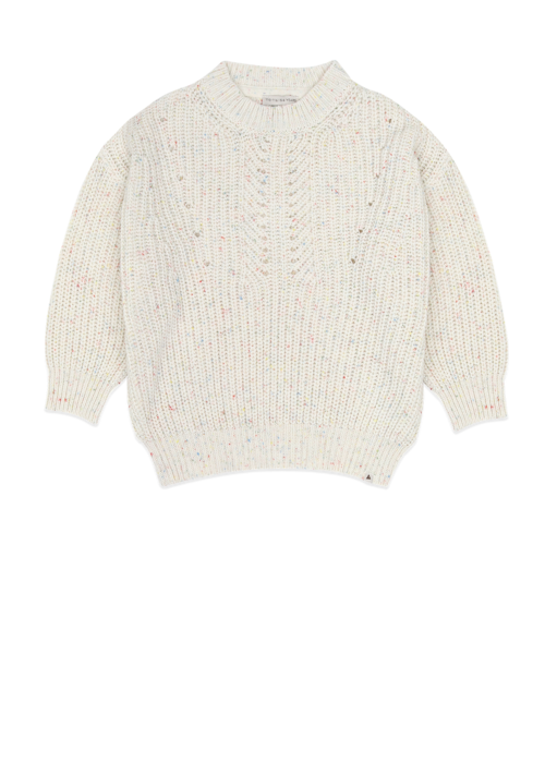 Ammehoela Ammehoela Jumper Egg White