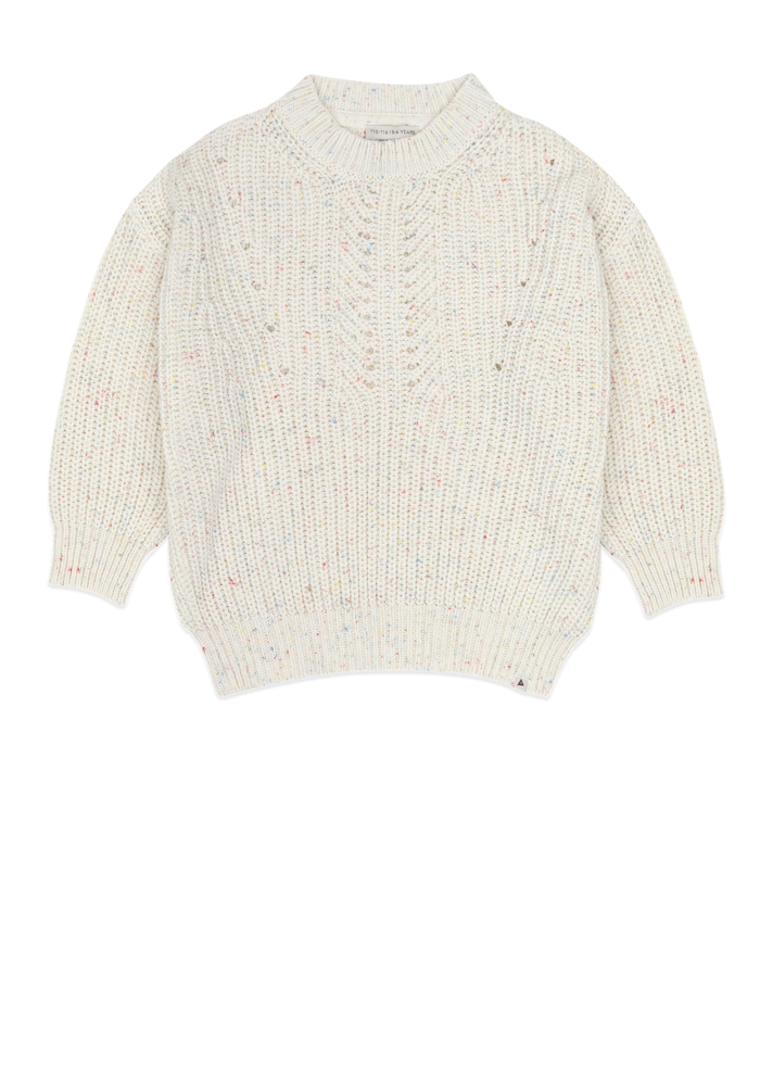 Ammehoela Jumper Egg White