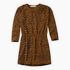 Sproet & Sprout Sproet & Sprout Dress Tiger Print Caramel